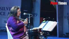 Pune audience enthralled by Usha Uthup performance