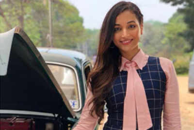 Srinidhi Shetty gets emotional about her first movie shoot