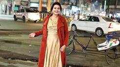 I'm appalled at the pollution in Lucknow: TV actress Jaya Bhattacharya