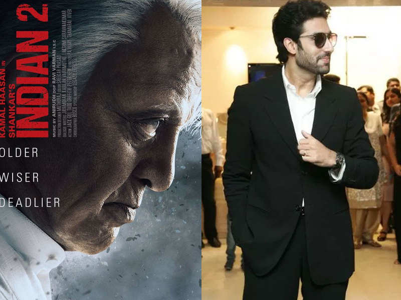 Is Abhishek Bachchan going to be a part of Kamal Haasan's 'Indian 2'?