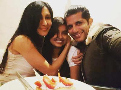 BB12's KV celebrates Urvashi's birthday