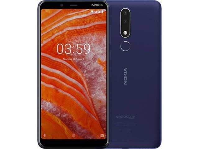 nokia 3 1 plus: Nokia 3 1 Plus may soon get Android Pie