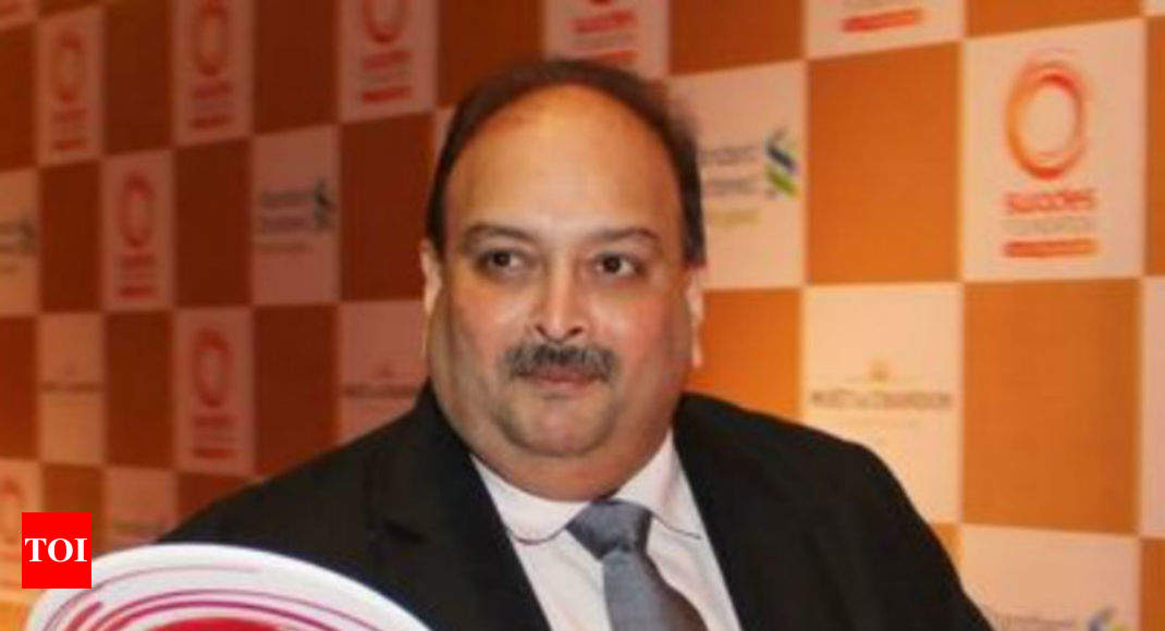 Mehul Choksi surrenders his Indian passport