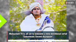 Kaushik Babu makes a comeback with Sabarimala Swami Ayyappan
