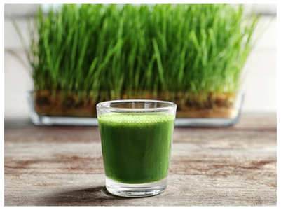 Why wheatgrass juice is better than other health drinks?