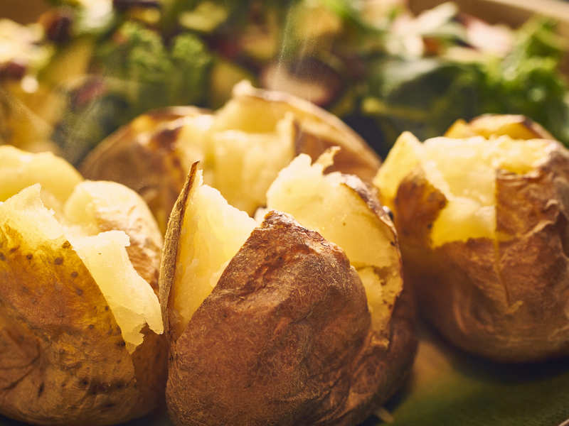 can you exercise on the potato diet