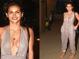 'Satyameva Jayate' actress Aisha Sharma criticised for her halter neck jumpsuit, shuts trolls