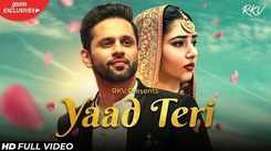 Latest Hindi Song Yaad Teri Sung Rahul Vaidya
