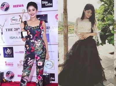 9 Times when Shivangi went wrong with fashion