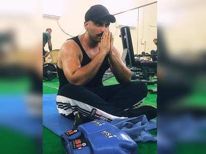Here's how Arjun is prepping up for 'Panipat'