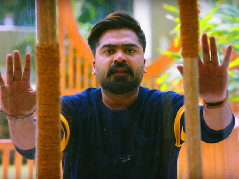 Simbu request fans to show the mass for 'Vantha Rajavathaan Varuven' release