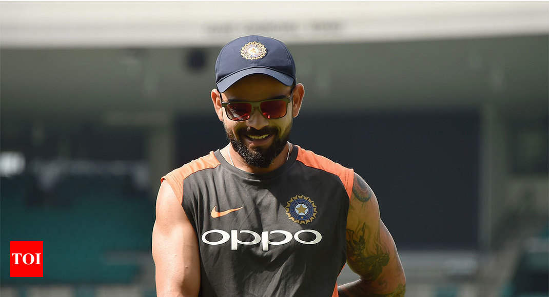 Virat Kohli sweeps ICC awards; also named captain of Test, ODI Teams of the Year - Times of India ►