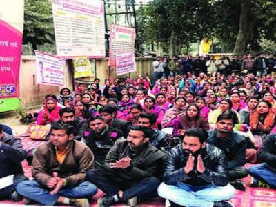 Over 2 lakh ASHA workers go on indefinite strike, cripple