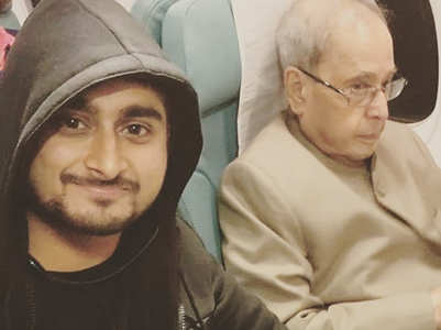 BB12s Deepak travels with former President