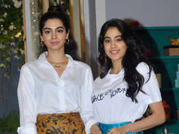 Trend to steal: Janhvi and Khushi Kapoor's mini skirts