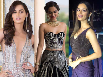 Manushi Chhillar proves fashion can be sexy