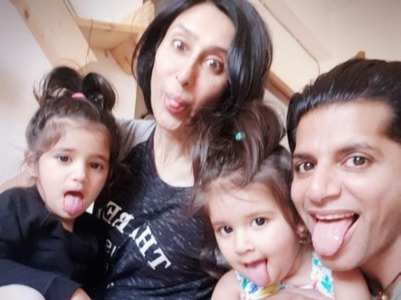 Karanvir wishes Teejay on her birthday