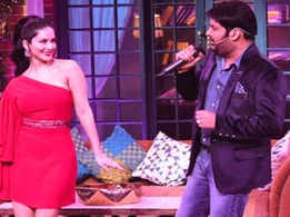 Kapil Sharma offends fans by calling Sunny Leone 'Italian pasta with white sauce'
