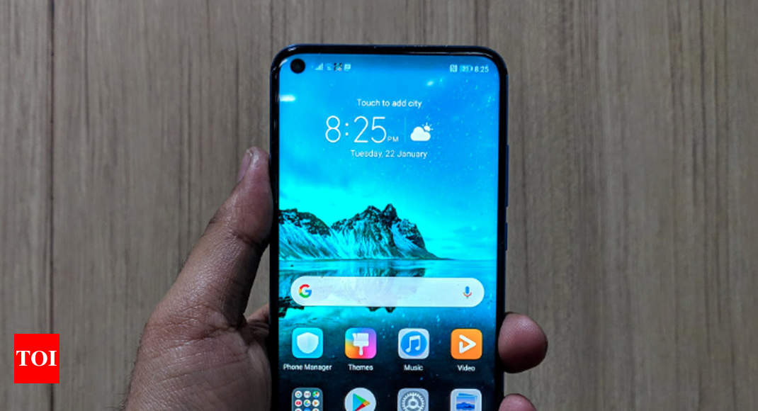 Honor View 20 with 48MP camera launched: Price, specs and