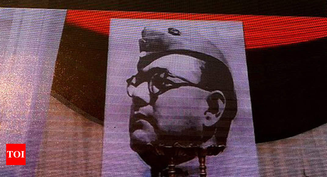PM Modi to inaugurate Subhash Chandra Bose museum at Red Fort - Times of India