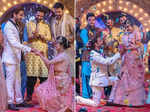 Rohit Purohit and Sheena Bajaj's pictures