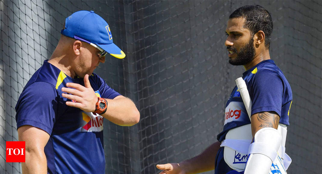 Sri Lanka Aims For First Test Win In Australia Cricket News Times Of India