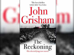 Micro review: 'The Reckoning' by John Grisham