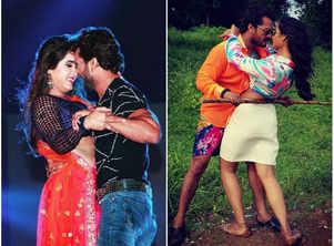 From 'Teri Meharbaniyan' to 'Hera Pheri'; Upcoming movies of Bhojpuri star pair Khesari Lal Yadav and Kajal Raghwani