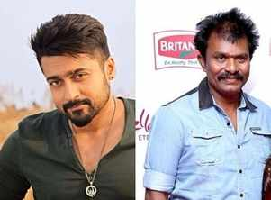 Suriya and Hari to team up once again for 'Yaanai'