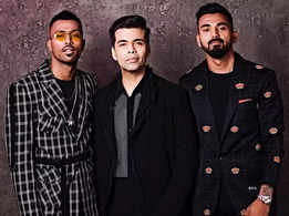 Koffee With Karan 6 host Karan Johar on Hardik Pandya and KL Rahul row: I invited them as guests and ramifications and repercussions of the show are my responsibility