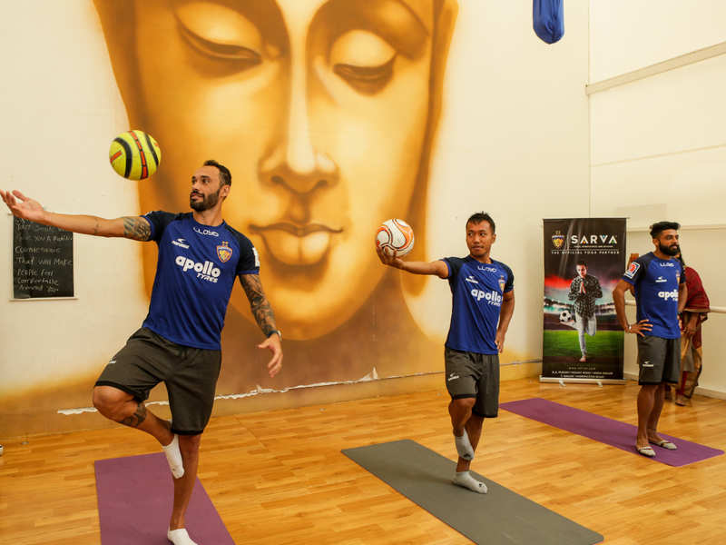 CFC players open up about football, fitness