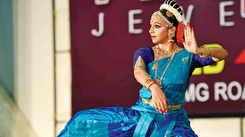 Lakshmi Menon's kuchipudi wows audience