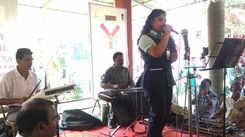 Naipunya students at Arts and Medicine show