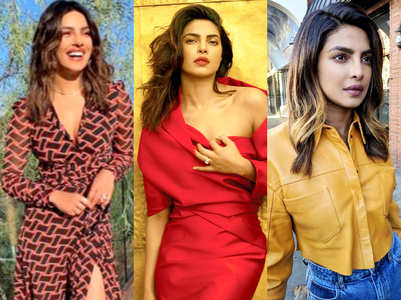 Priyanka Chopra's post wedding style can inspire every new bride