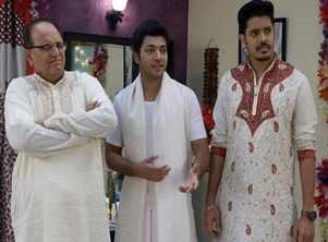 Sourabh gets emotional about 'Bhojo Gobindo'