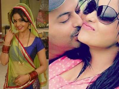 Shubhangi Atre's marriage in trouble?