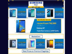 Flipkart Samsung Days sale: Get discount up to Rs 12,000 on Galaxy Note 9, Galaxy S9 Plus, Galaxy A9 and more