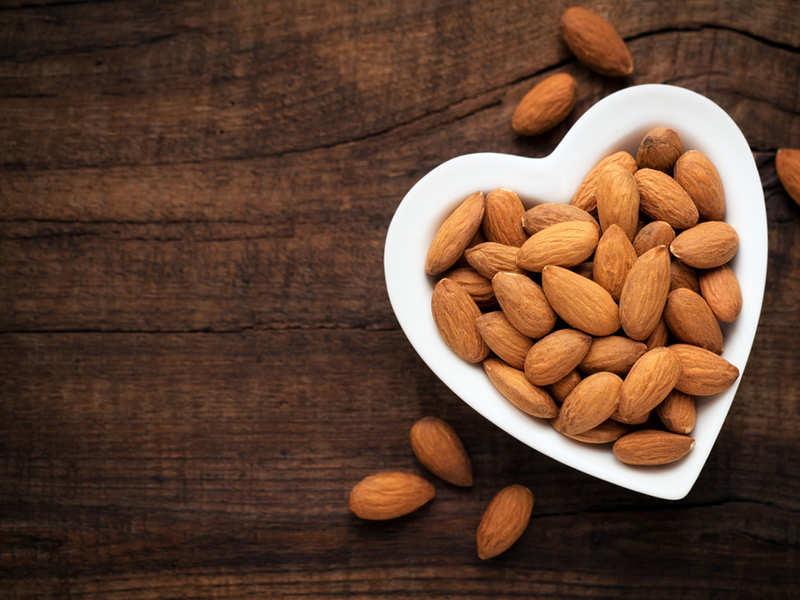 Almonds,nari