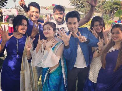 Shakti completes 700 episodes
