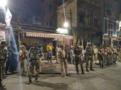 Hyderabad: Police deployed after tension in Old city