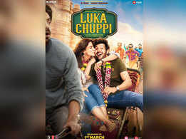 'Luka Chuppi' trailer: Kriti Sanon and Kartik Aaryan's quirky love story will charm you