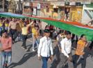 Students take part in Tiranga rally to celebrate Bose's birth anniversary