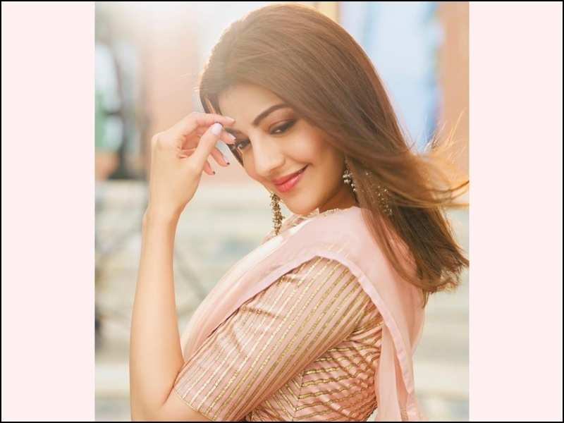 Teja S Film With Kajal Aggarwal Titled As Sita First Look Tomorrow Telugu Movie News Times Of India