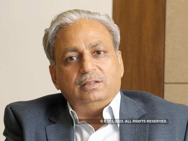 Tech Mahindra's MD and CEO C P Gurnani.