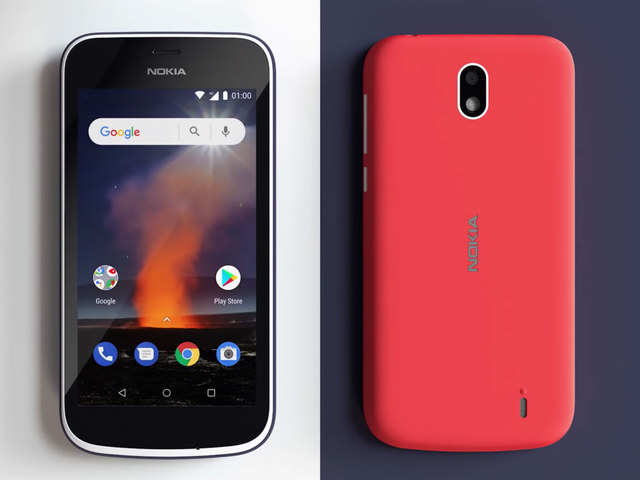 nokia 1 plus renders mwc 2019: HMD's unannounced Nokia 1 Plus shows