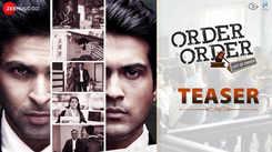 Order Order Out Of Order - Official Teaser