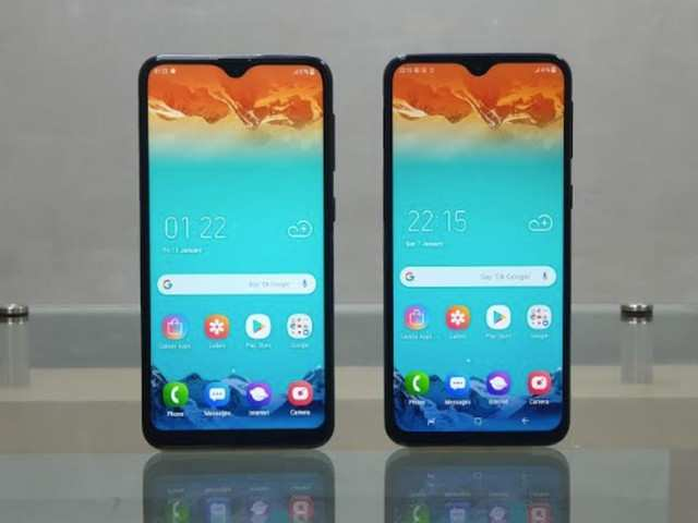 Samsung Galaxy M20 VS Galaxy M10: Here's what's different