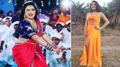 Bhojpuri actress Aamrapali Dubey posts a stunning picture of herself, takes the internet by storm