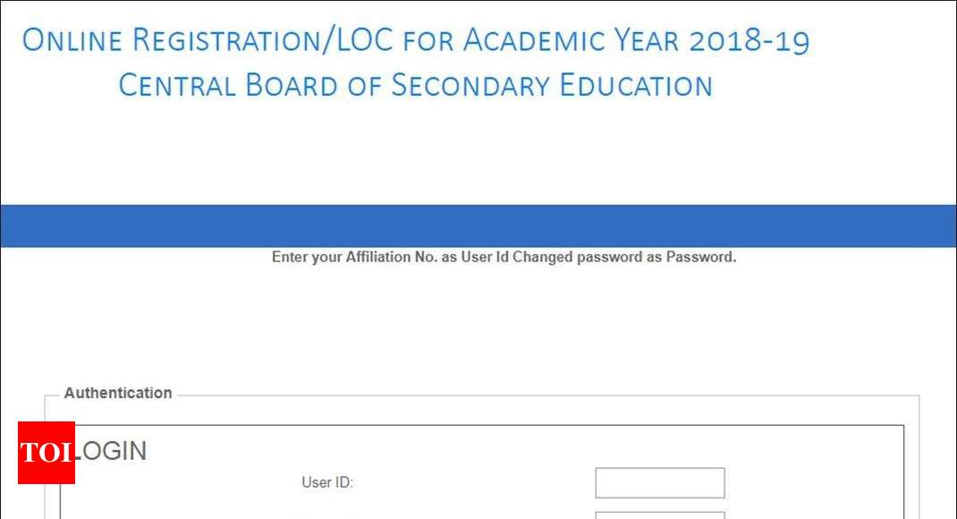 CBSE releases Class 10 & 12 Admit Card for 2018-19 board exams; check details @cbse.nic.in