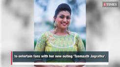Actress Roja Selvamani's 'Tasmaath Jagratha'  to launch soon